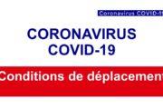 Coronavirus | Más medidas de control a los trabajadores desplazados