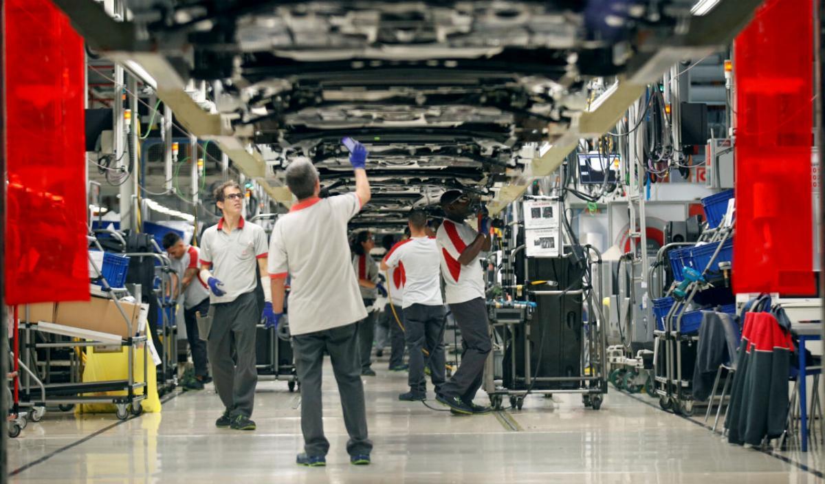 desplazar trabajadores en Francia